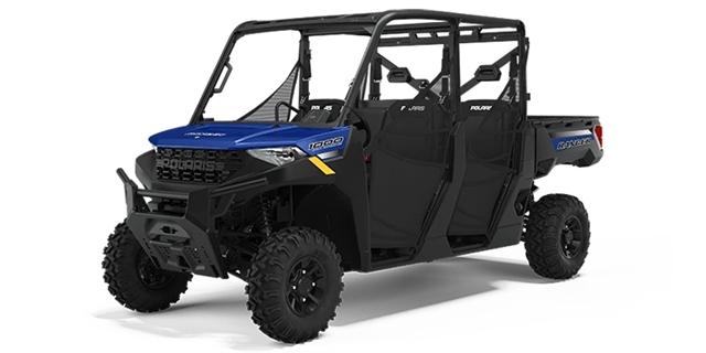 2022 Polaris Ranger Crew 1000 Premium + Winter Prep Package at Shawnee Honda Polaris Kawasaki