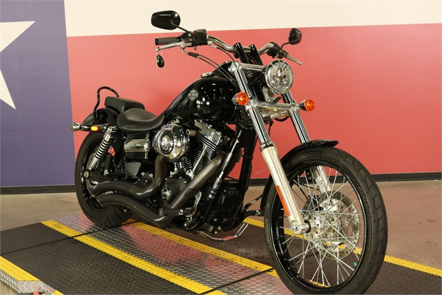 2014 Harley-Davidson Dyna Wide Glide at Texas Harley