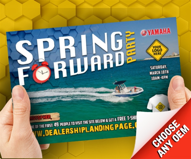 2018 SPRING Spring Forward Marine at PSM Marketing - Peachtree City, GA 30269
