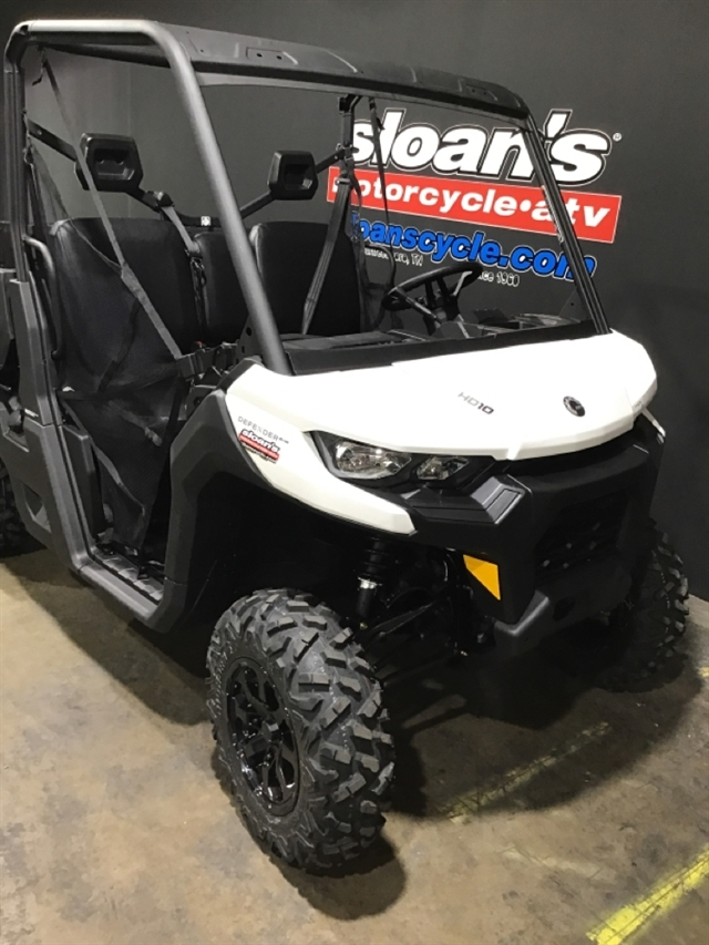 2020 Can-Am Defender 6X6 DPS HD10 at Sloans Motorcycle ATV, Murfreesboro, TN, 37129