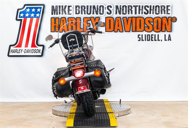 2014 Harley-Davidson Softail Heritage Softail Classic at Mike Bruno's Northshore Harley-Davidson