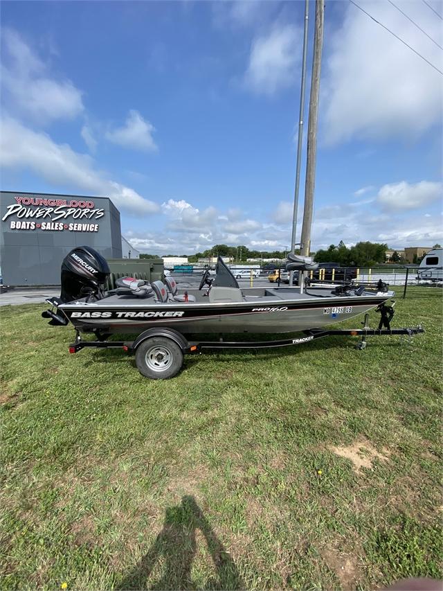 2015 TRACKER Pro 160 at Youngblood RV & Powersports Springfield Missouri - Ozark MO