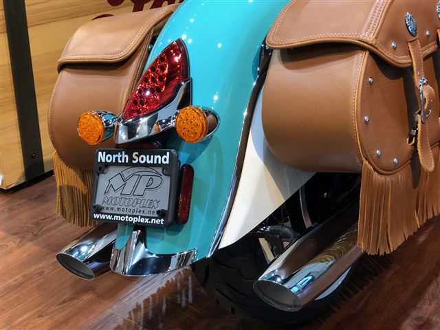 2019 Indian Chief Vintage at Lynnwood Motoplex, Lynnwood, WA 98037