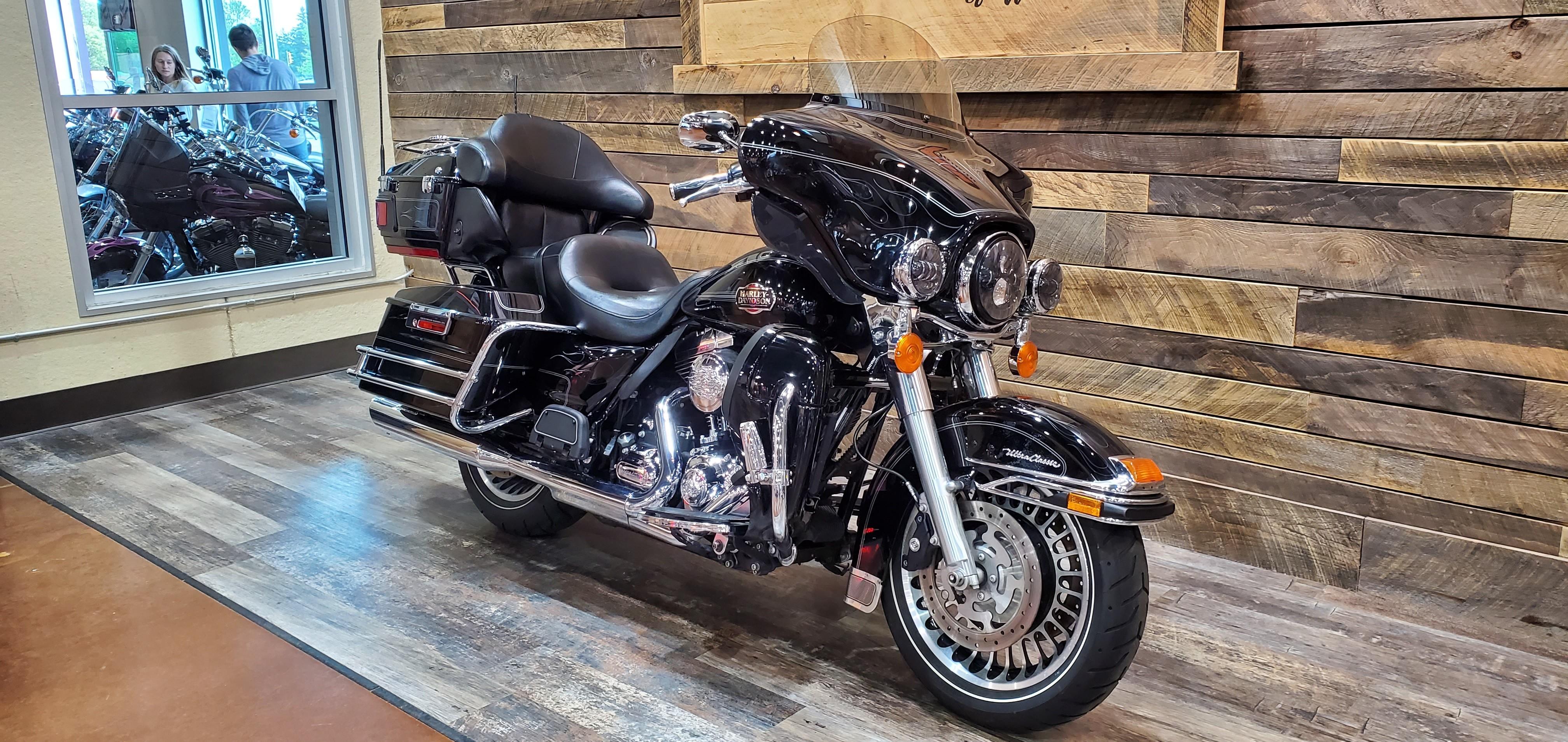 2009 Harley-Davidson Electra Glide Ultra Classic at Bull Falls Harley-Davidson