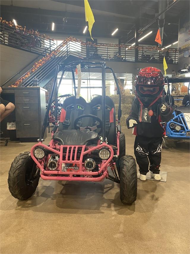 2021 Trailmaster XRS MINI XRS+ at Extreme Powersports Inc