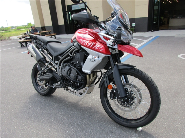 2018 Triumph Tiger 800 XCA at Fort Myers