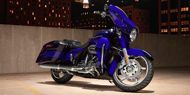 2017 Harley-Davidson Street Glide CVO Street Glide at Garden State Harley-Davidson