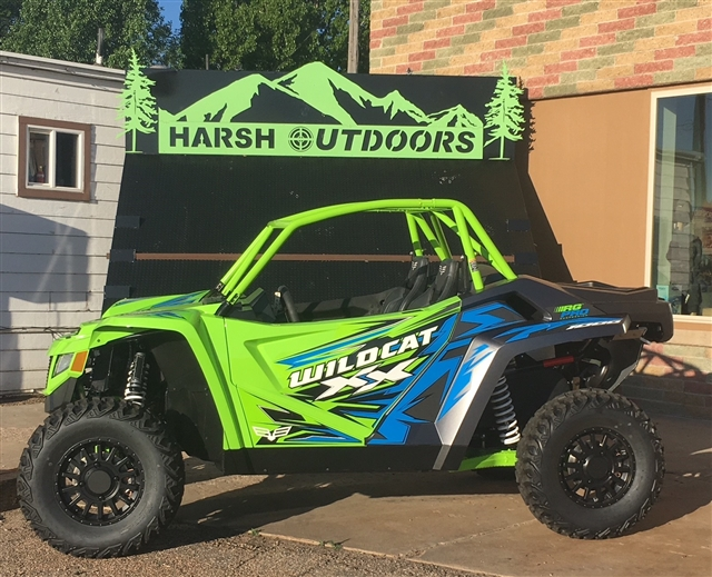 2018 Textron Off Road Wildcat XX at Harsh Outdoors, Eaton, CO 80615