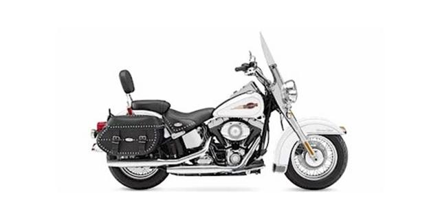 2008 Harley-Davidson Softail Heritage Softail Classic at Javelina Harley-Davidson