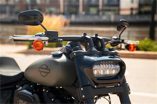 2021 Harley-Davidson Cruiser Fat Bob 114 at Doc's Harley-Davidson