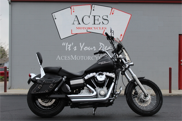 2009 Harley-Davidson Dyna Glide Street Bob at Aces Motorcycles - Fort Collins