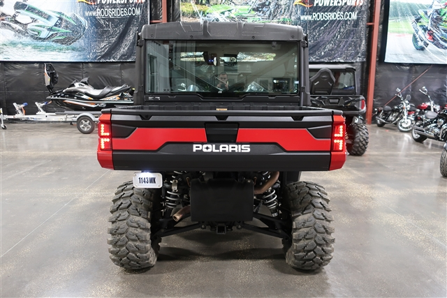 2018 Polaris Ranger XP 1000 EPS Northstar HVAC Edition at Rod's Ride On Powersports, La Crosse, WI 54601