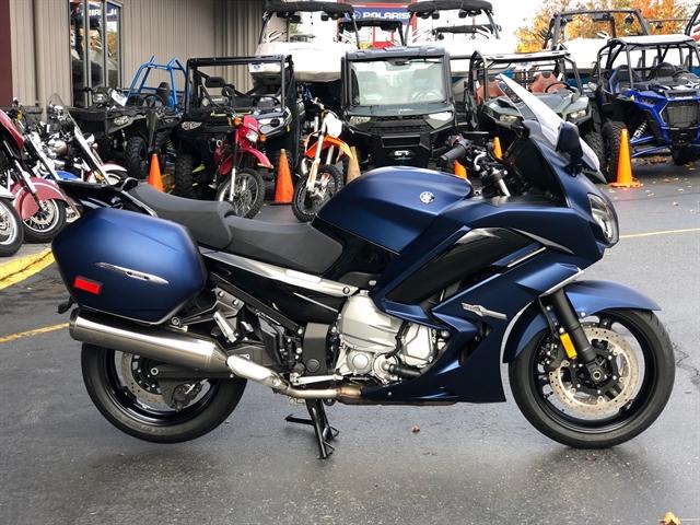 2018 Yamaha FJR 1300A at Lynnwood Motoplex, Lynnwood, WA 98037