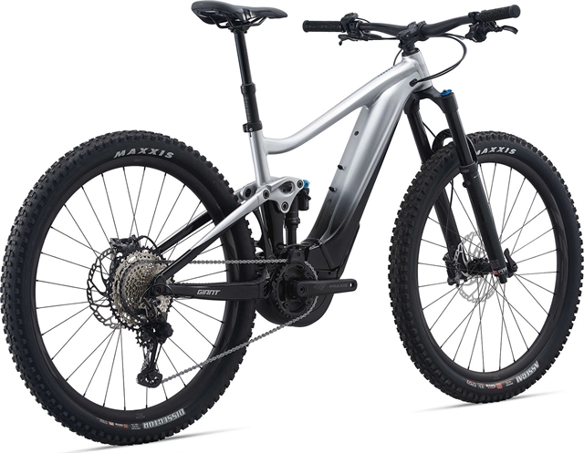 2021 GIANT BICYCLES Trance X E Plus 1 Pro at Lynnwood Motoplex, Lynnwood, WA 98037