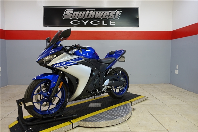 2016 Yamaha YZF R3 at Southwest Cycle, Cape Coral, FL 33909