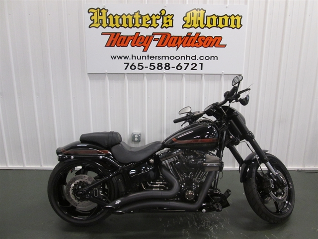 2016 Harley-Davidson Softail CVO Pro Street Breakout at Hunter's Moon Harley-Davidson®, Lafayette, IN 47905