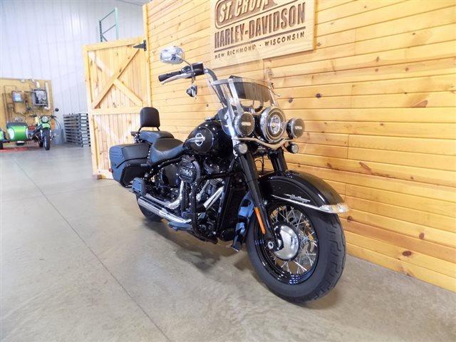 2019 Harley-Davidson Softail Heritage Classic 114 at St. Croix Harley-Davidson