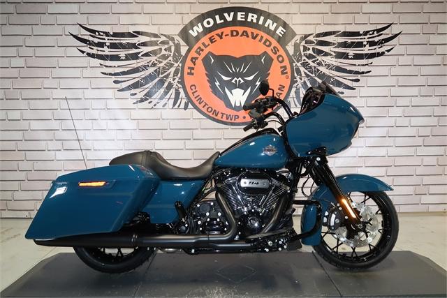 2021 Harley-Davidson Touring FLTRXS Road Glide Special at Wolverine Harley-Davidson