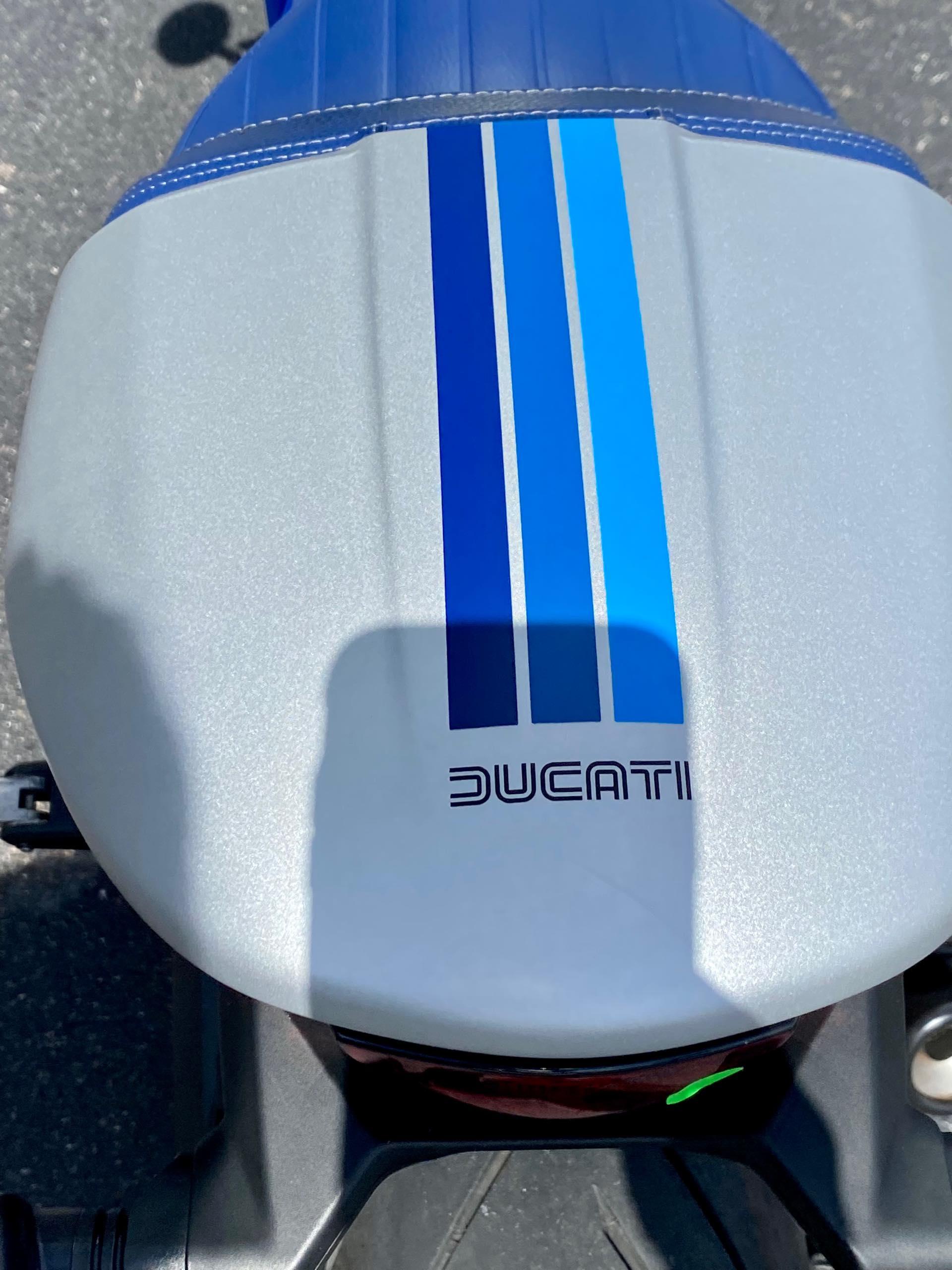 2019 Ducati Scrambler Cafe Racer at Tampa Triumph, Tampa, FL 33614