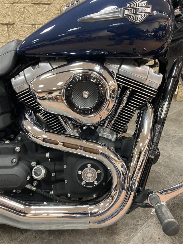 2008 Harley-Davidson Dyna Glide Fat Bob at Iron Hill Harley-Davidson