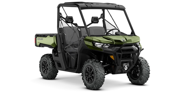 2020 Can-Am Defender XT HD8 at Campers RV Center, Shreveport, LA 71129