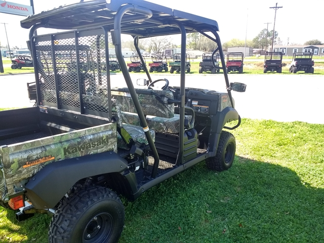 2020 Kawasaki Mule 4010 Trans4x4 Camo at Dale's Fun Center, Victoria, TX 77904