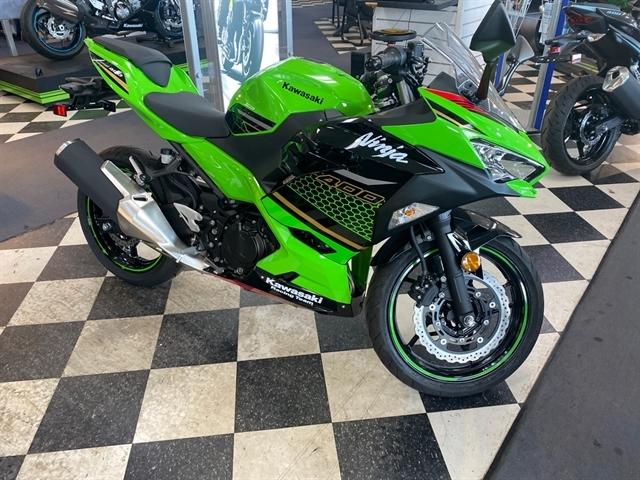 2020 Kawasaki Ninja 400 ABS KRT Edition at Jacksonville Powersports, Jacksonville, FL 32225