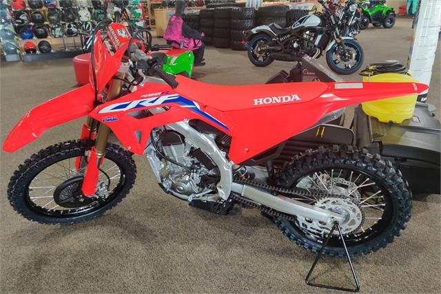 2022 Honda CRF 450R at Dale's Fun Center, Victoria, TX 77904