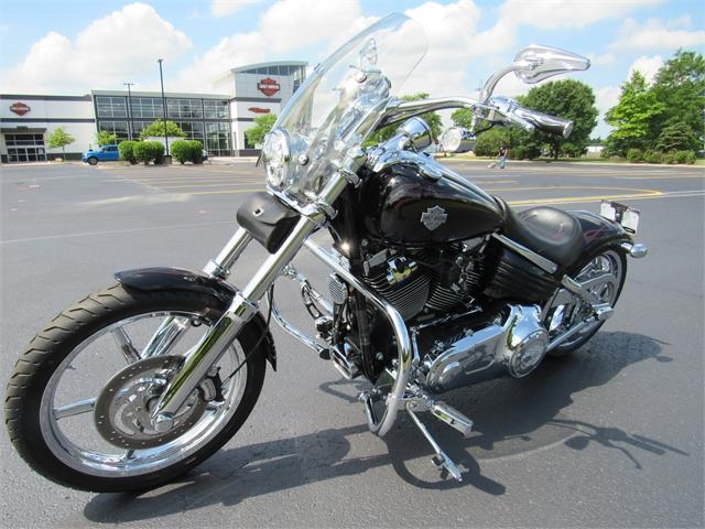 2008 Harley-Davidson Softail Rocker C at Conrad's Harley-Davidson