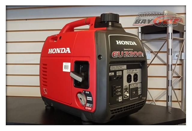 2020 Honda Power EU2200ITA at Bay Cycle Sales