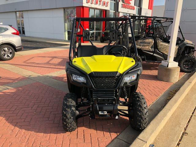 2019 Honda Pioneer 500-2 SEAT at Genthe Honda Powersports, Southgate, MI 48195