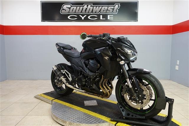 2016 Kawasaki Z 800 ABS at Southwest Cycle, Cape Coral, FL 33909