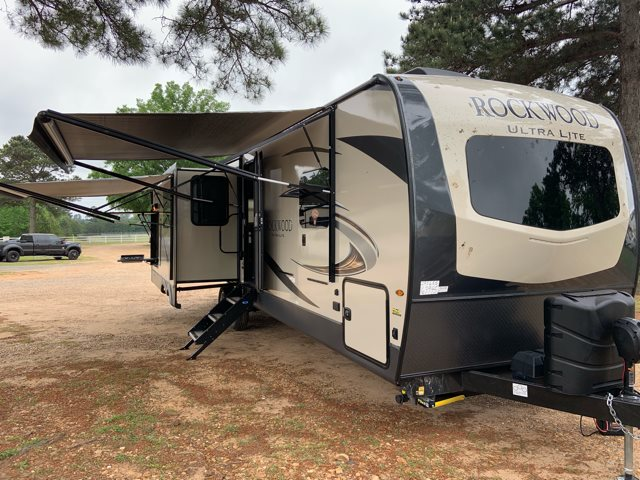 2020 Forest River Rockwood Ultra Lite 2906RS Rear Living at Campers RV Center, Shreveport, LA 71129