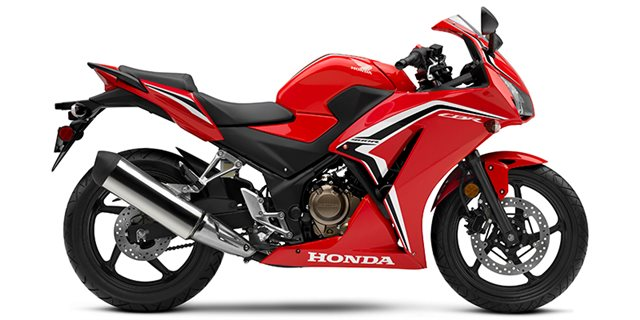 2021 Honda CBR300R Base at Southern Illinois Motorsports