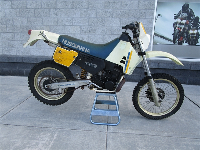 1987 HUSQVARNA 430 AE AUTOMATIC at Yamaha Triumph KTM of Camp Hill, Camp Hill, PA 17011