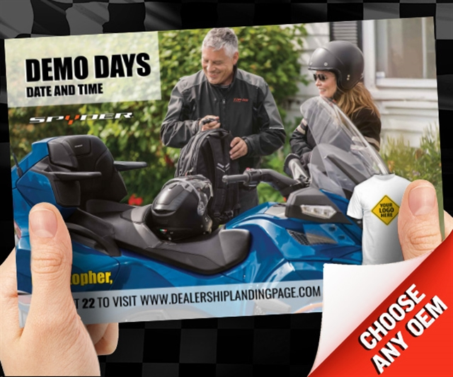 2018 ANYTIME Demo Days Powersports at PSM Marketing - Peachtree City, GA 30269