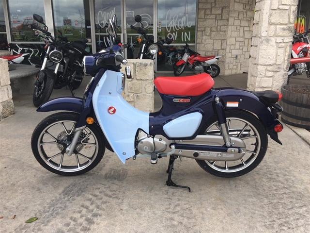 2019 Honda Super Cub C125 ABS at Kent Motorsports, New Braunfels, TX 78130