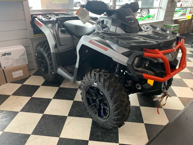 2018 Can-Am Outlander XT 650 at Jacksonville Powersports, Jacksonville, FL 32225