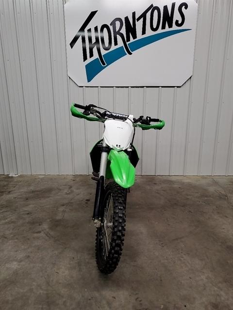 2015 Kawasaki KX 450F at Thornton's Motorcycle - Versailles, IN