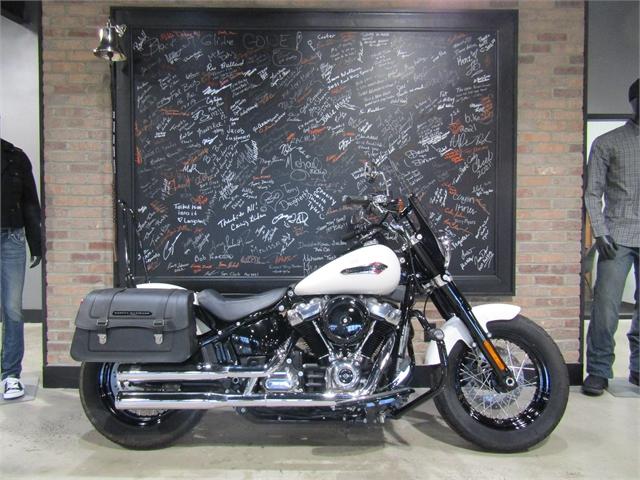 2018 Harley-Davidson Softail Slim at Cox's Double Eagle Harley-Davidson