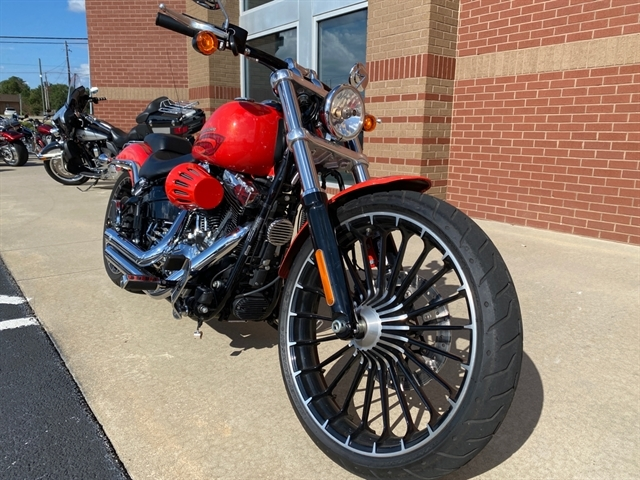 2017 Harley-Davidson FXSB at Harley-Davidson of Macon