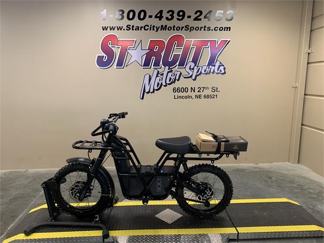 2021 UBCO WORK BIKE 2X2 at Star City Motor Sports