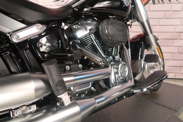 2020 Harley-Davidson Softail Fat Boy 114 at Wolverine Harley-Davidson