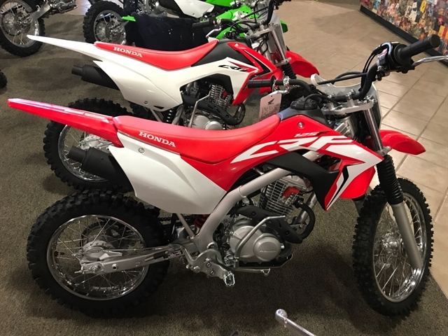 2020 Honda CRF 125F at Dale's Fun Center, Victoria, TX 77904
