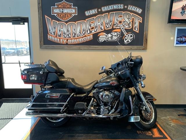 2007 Harley-Davidson Electra Glide Ultra Classic at Vandervest Harley-Davidson, Green Bay, WI 54303