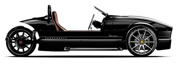 2021 Vanderhall Venice GTS Venice GTS at Columbanus Motor Sports, LLC
