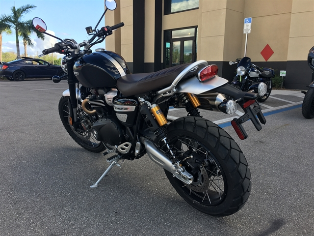 2019 Triumph Scrambler 1200 XC at Fort Myers