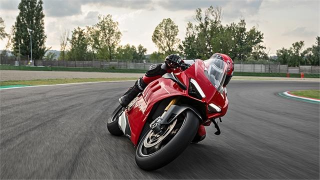 2021 Ducati Panigale V4 S at Frontline Eurosports