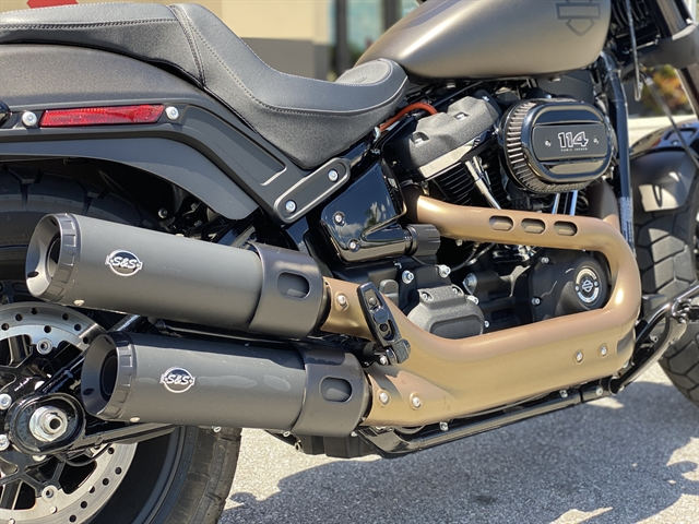 2020 Harley-Davidson Softail Fat Bob 114 at Fort Myers