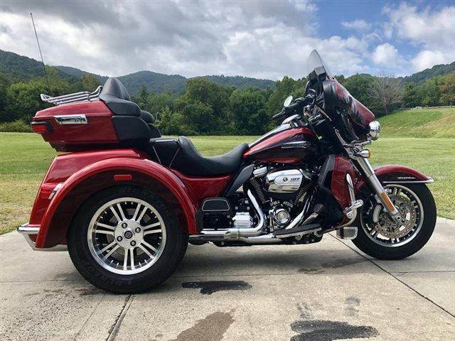 2018 Harley-Davidson Trike Tri Glide Ultra at Harley-Davidson of Asheville